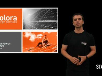 Solora lanceert klantenportaal