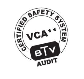 VCA** certificering behaald!